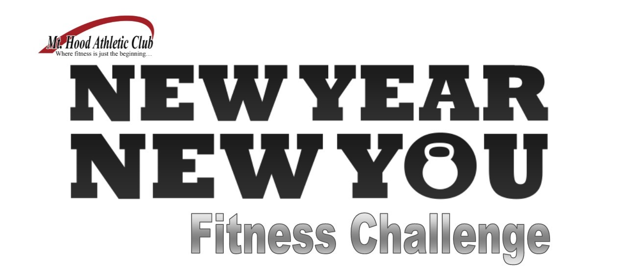 New Year New You Fitness Challenge 2018 Social